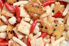 Rijstzoutjes / Ricecrackers